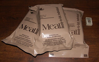Meal Ready to Eat (MRE) US Army